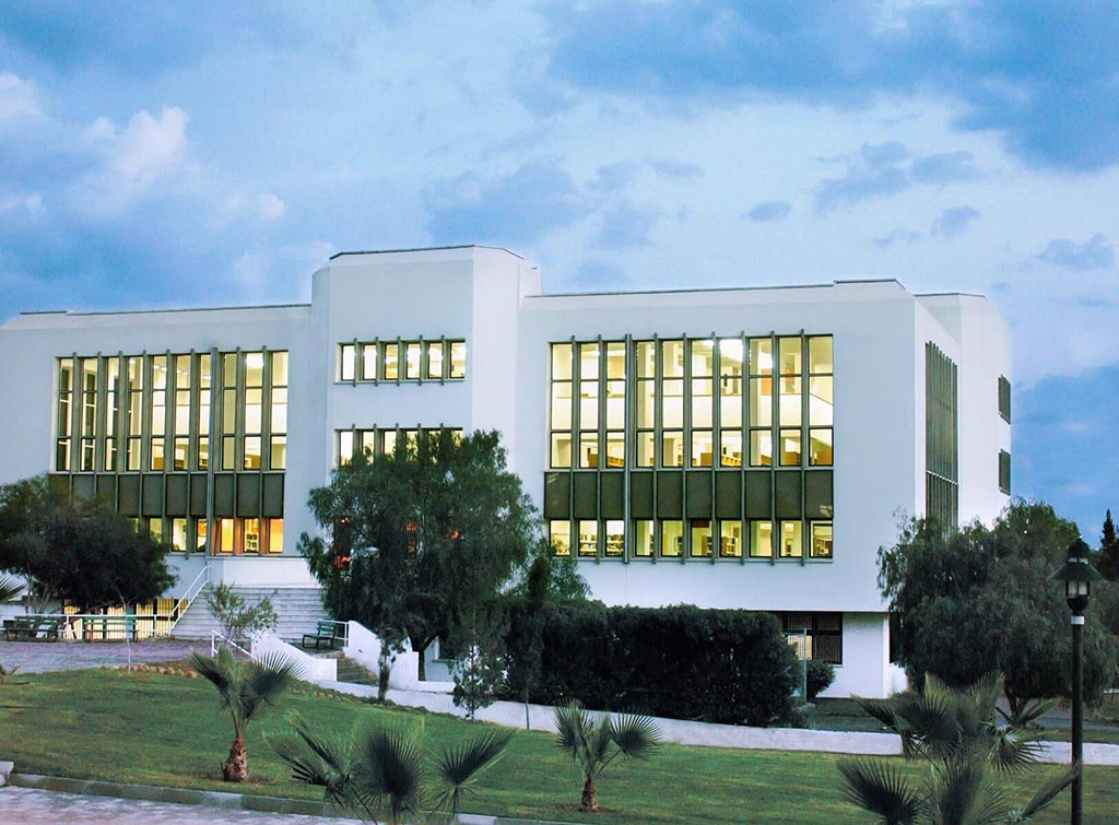 Eastern Mediterranean University Library.jpg
